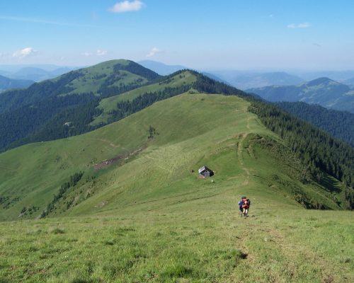 Románia Radnai-hegység 2006 07.14-22. 045