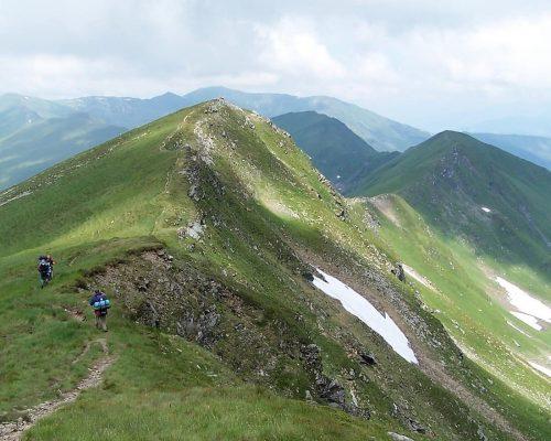 Románia Radnai-hegység 2006 07.14-22. 077